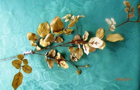 Listy růže béžová MH91817