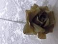 Růže zelenkavá látková MH91813